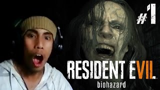 Resident Evil 7 Biohazard Gameplay Playthrough PART 1 (PC) - The Horror begins