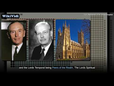 Parliament of the United Kingdom - WikiVidi Documentary