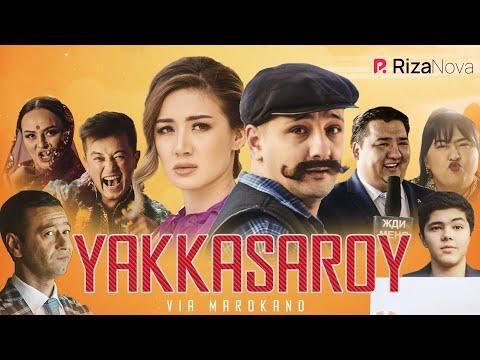 VIA Marokand - Yakkasaroy