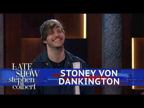 Stephen Talks Legal Weed In California With Stoney Von Dankington