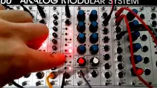 Ladik S-180 sequencer + S-181 S-182 S-183