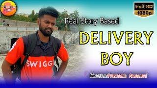 Delivery Boy | True Story Based Short Film | 2019 Heart Touching Telugu Short Film