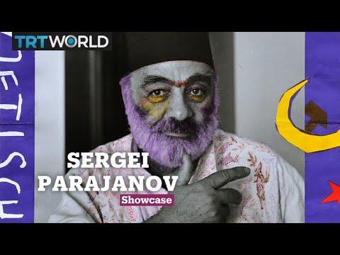 Sergei Parajanov at Pera Museum | Exhibitions | Showcase