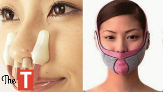 10 Most Bizarre Beauty Trends You Won't Believe Are Real