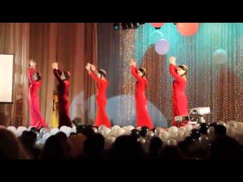 Туркменский танец / turkmen dance