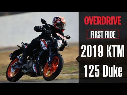KTM  Duke  - First Ride | OVERDRIVE