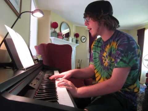 Disenchanted Piano Cover
