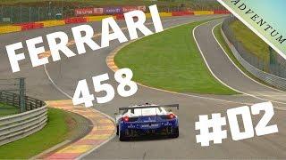 FERRARI 458 HOT LAP CHALLENGE - GT SPORT #02
