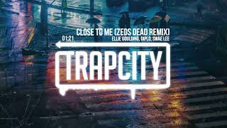 Ellie Goulding, Diplo, Swae Lee - Close To Me (Zeds Dead Remix)