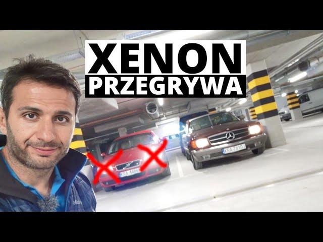Oto dlaczego Xenony muszą umrzeć. Porównaj H4 vs Xenon vs LED