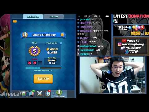 ➤Clash Royale Funny Moments!Wins, Rage, Fails & Funny Compilations Part#2