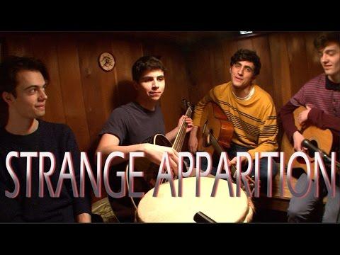 SAUNA SESSIONS VOLUME IX: Strange Apparition