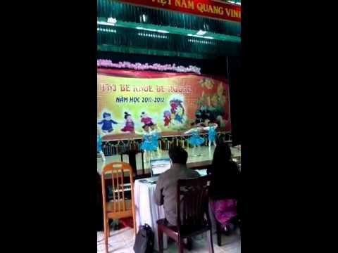 Hội thi bé khoẻ bé ngoan tp Thanh Hoá