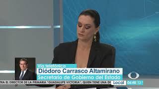 Entrevista Diódoro Carrasco Altamirano