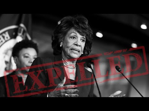 Republican Lawmaker Ready to DROP THE HAMMER on Maxine Waters!