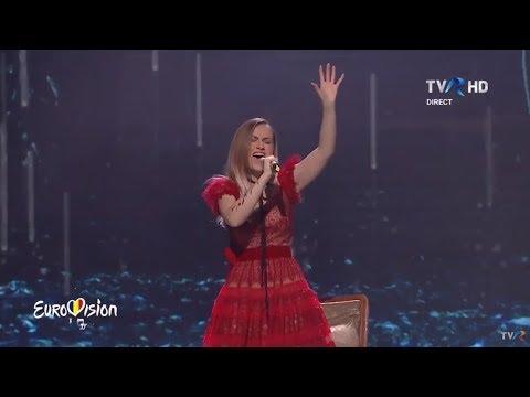 Ester Peony - On a Sunday | Finala Eurovision România 2019