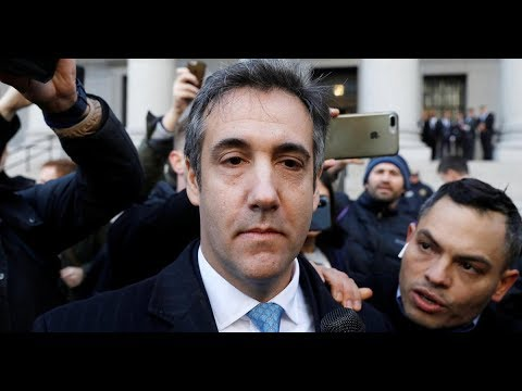 Michael Cohen to jail: U.S. attorney recommends jail time for Trumps former personal lawyer