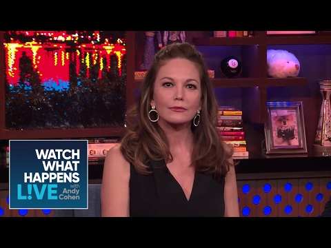 Diane Lane On Almost Being In 'Pretty Woman' | WWHL