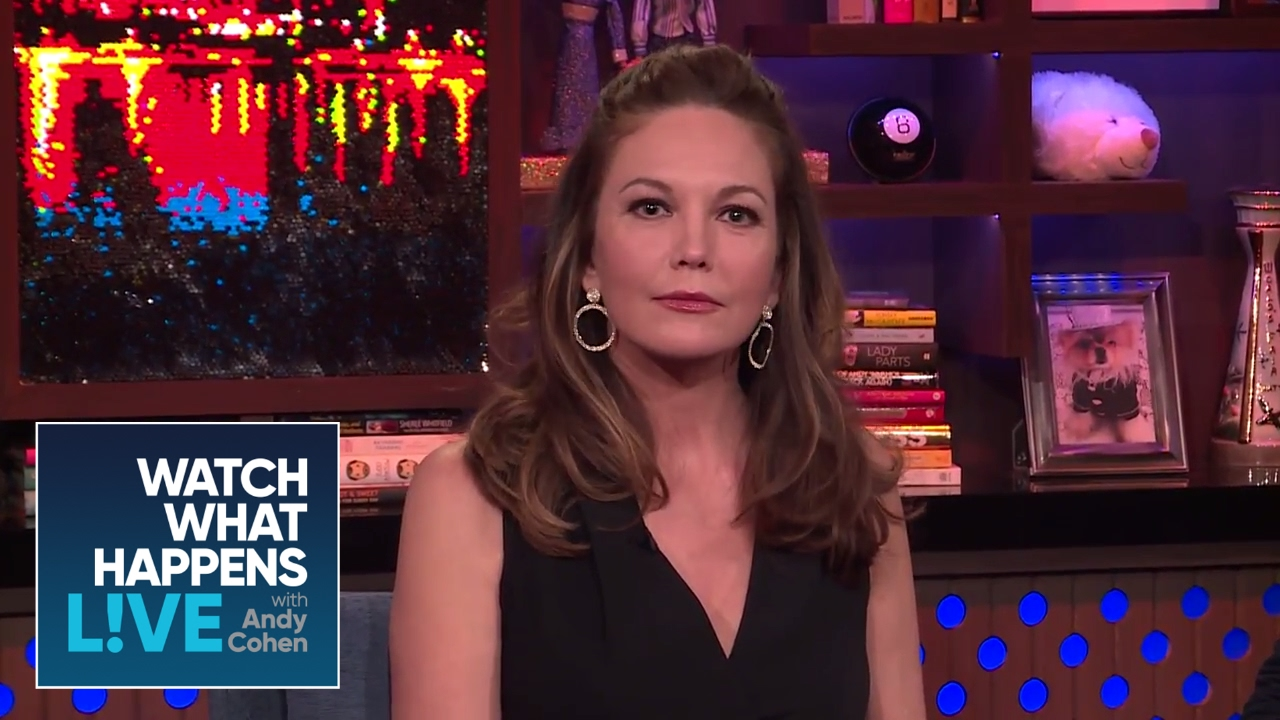Diane Lane On Almost Being In Pretty Woman  Wwhl - Youtube-2472