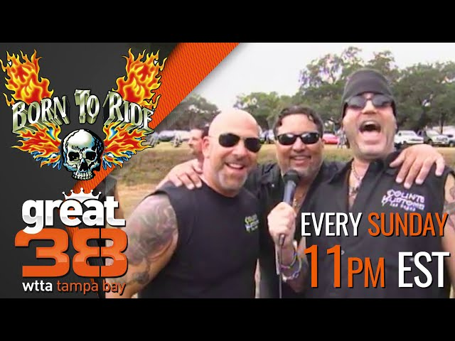 This Week on Born To Ride TV Episode #1284 - BTR Vault Day of the Dead JAM, Science of Speed pt.2
