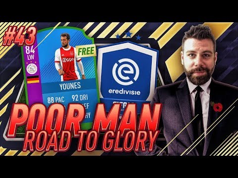 FINISHING A LEAGUE SBC FOR FREE!?!?! - Poor Man RTG #43 - FIFA 18 Ultimate Team