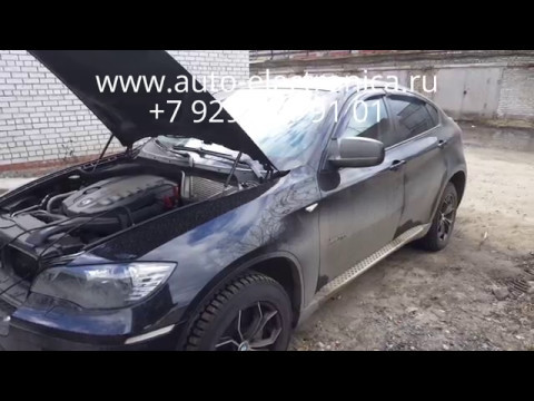 BMW X6 (2015) Тест-драйв.Anton Avtoman. - YouTube