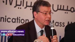 نائب رئيس مجلس الدولة: مشروع قانون هيئة الإعلام لا يمنع حق الدولة التدخل فى النزاعات.. فيديو