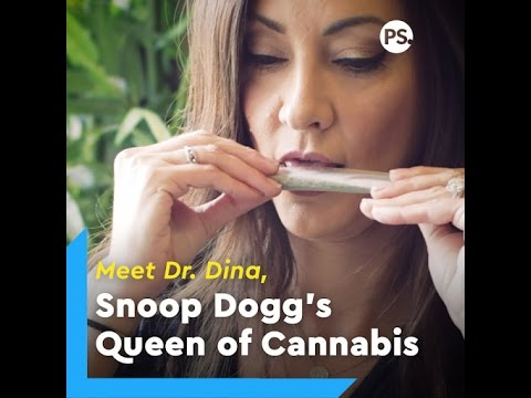 Meet Dr. Dina, Snoop Dogg's Cannabis Queen