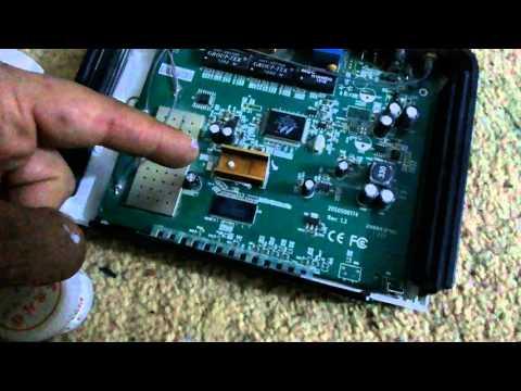 FirmWare Update DSL 2750U In Algeria White Color ERROR Update by