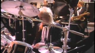 Gregg Bissonette - In a Mellow Tone - BUDDY RICH MEMORIAL SCHOLARSHIP CONCERTS