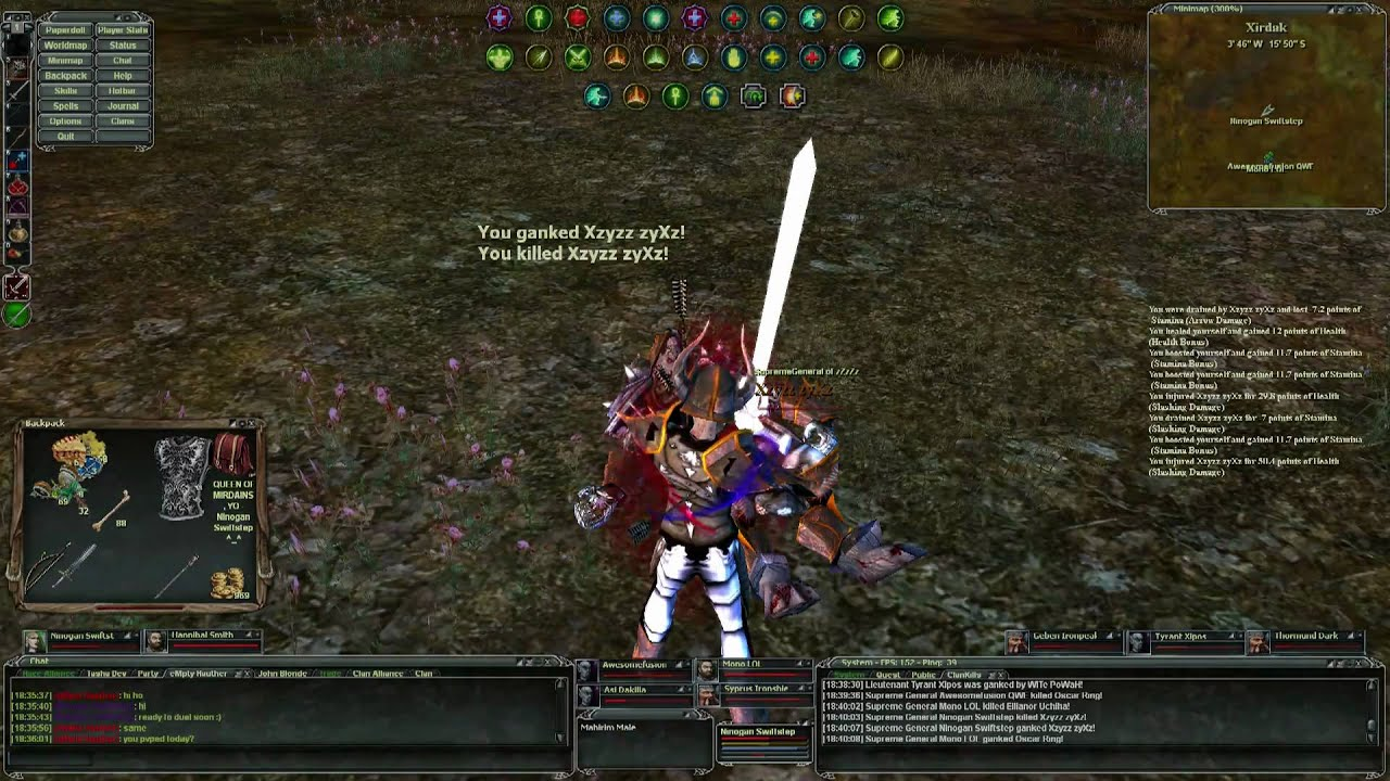 Darkfall free trial