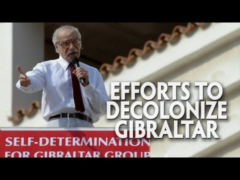 "Efforts to Decolonize Gibraltar - Clip from ""People of the Rock"" (2009)"