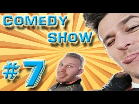 PASHABICEPS & OLOFMEISTER COMEDY SHOW #7
