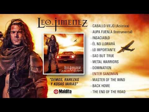 """LEO JIMÉNEZ """"20 Años Tras El Apocalipsis"""" (Álbum completo)"""