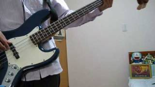 JUDY AND MARY『BLUETEARS』(bass)