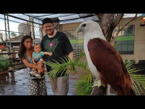 Family Visit to Manila Ocean Park - Philippines Vlogger