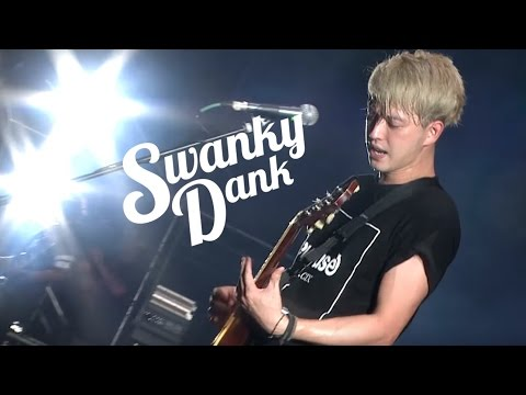Swanky Dank___ Listen to the Radio (Live@2015 Rock in Taichung)