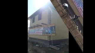 Баня из поризованного кирпича.wmv(В нашем ролике, мы продемонстрируем Вам поэтапное строительство цокольного этажа. ЦОКОЛЬНЫЙ ЭТАЖ. ЧАСТЬ..., 2011-08-29T06:20:37.000Z)