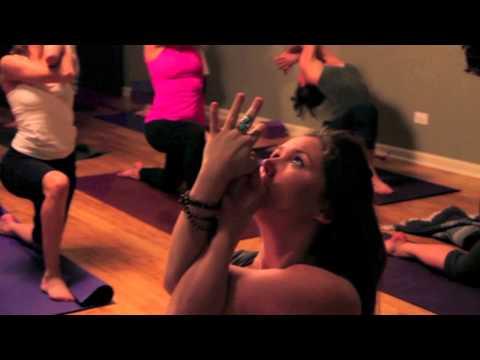 Tula Yoga Studio Video