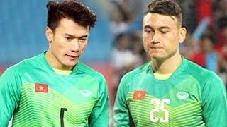 Bùi Tiến Dũng Sẽ Thay Đặng Văn Lâm Bắt Chính tại Asian Cup 2019 - TIN TỨC 24H TV