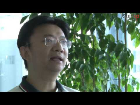 Li Song (Zhenai.com) at Startup Grind Hong Kong