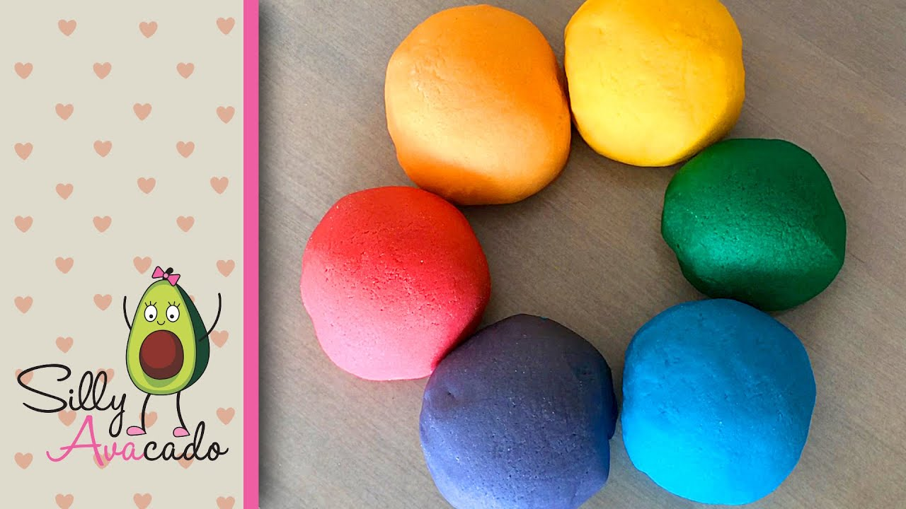The Best Homemade Play Dough Recipe >> Best DIY Play Dough Recipe! How to Make Play Doh w/ Kool-Aid! Homemade Easy & Fun Playdoh for ...