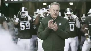 Michigan State vs Rutgers  | Cinematic Highlight | Football