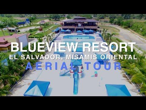BlueView Resort El Salvador Aerial Tour 4K