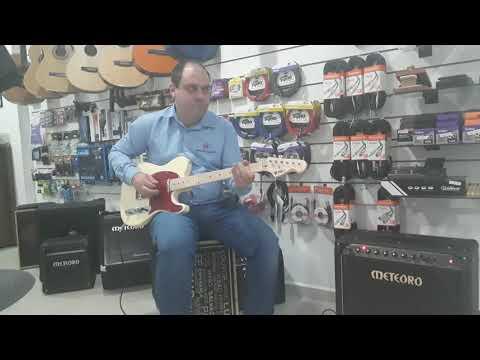 Guitarra phx Telecaster Tl-1  - Território da Música