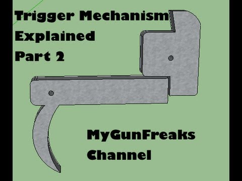 Trigger Mechanism Explained Part 2 / Special Ending! / MyGunFreaks Channel