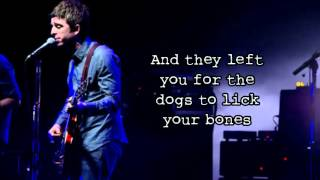 Freaky Teeth - Noel Gallagher