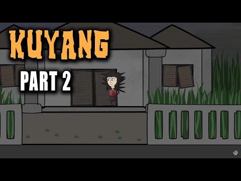 Penampakan Kuyang / Palasik Part 2 | Animasi Horor Kartun Lucu - Warganet Life Official
