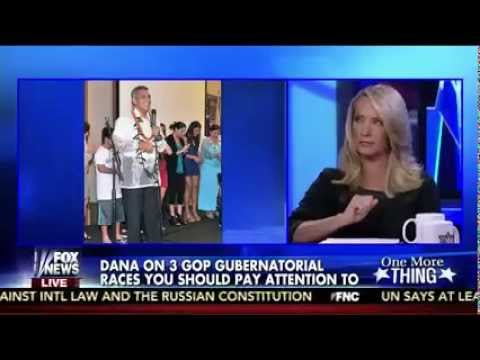 Fox News Says Hawaii Governor Is Prime Pickup For Republicans