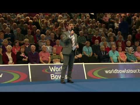 World Indoor Bowls Championship 2017: January 24th Morning Session
